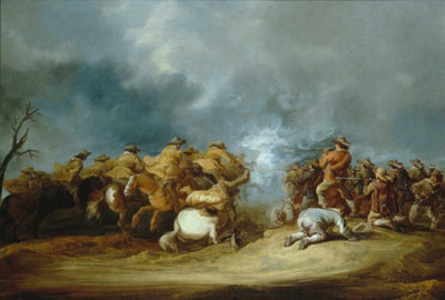 Benjamin Gerritsz Cuyp (1612-Dordrecht-1652)