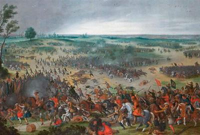 Sebastian Vranckx 1573 – Amberes – 1647