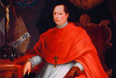 Miguel Cabrera (1695 – 1764)